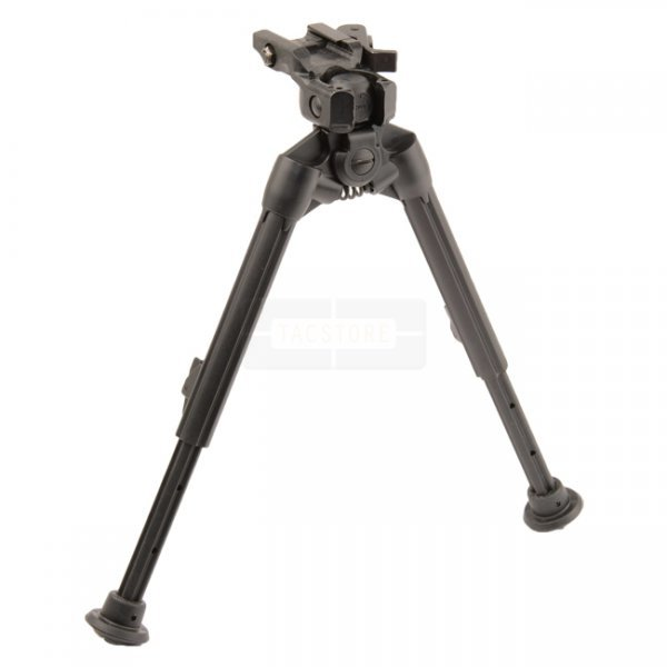 B&T Polymer Bipod & NAR Adapter - Rubber Feet