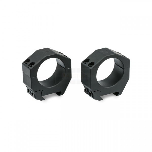 VORTEX Precision Matched 34mm Riflescope Rings - Low Plus
