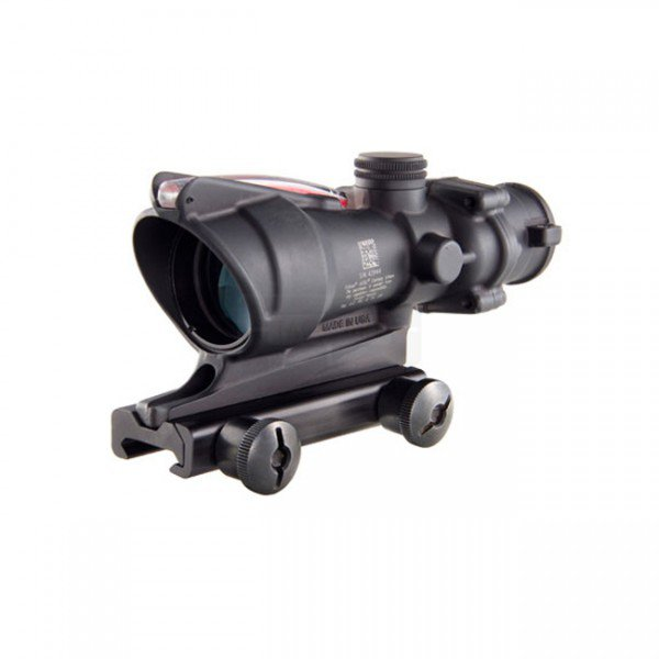 Trijicon TA31-CH 4x32 ACOG Crosshair Red .223 & TA51 Mount