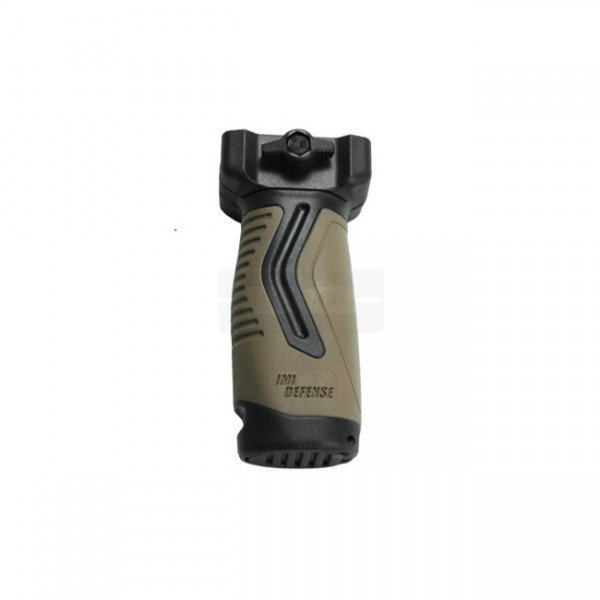 IMI Defense OVG Overmolded Vertical Grip - Tan