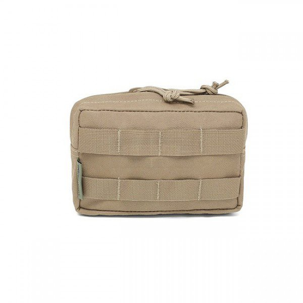 Warrior Small Horizontal Utility Pouch - Coyote