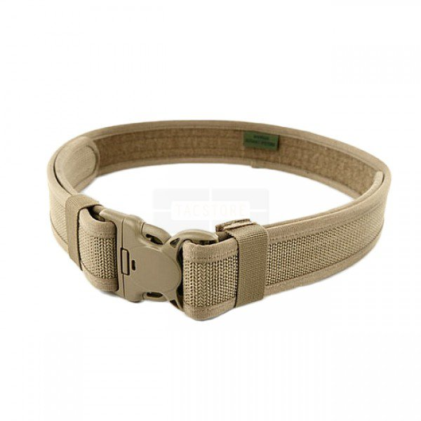 Warrior Duty Belt - Tan