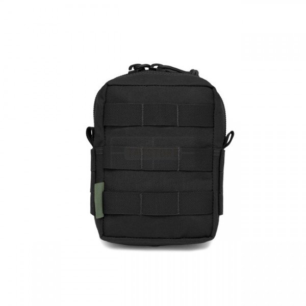 Warrior Small Utility Pouch - Black