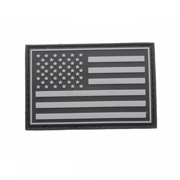 Pitchfork US Left IFF Flag Patch - Swat