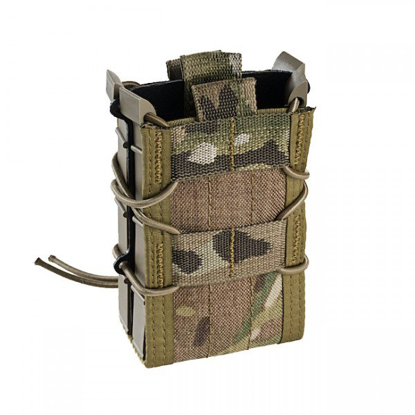 High Speed Gear X2R Taco Double Rifle Mag Pouch - Multicam
