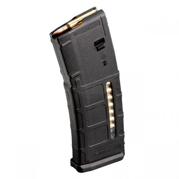 Magpul PMAG 30 Gen M2 MOE Window 5.56 Magazine - Black