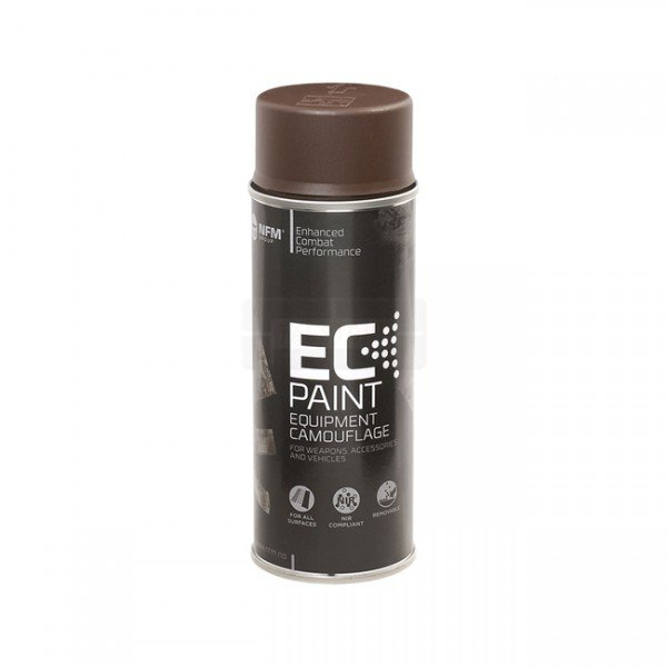 NFM EC Spray Camo Color - Mud Brown