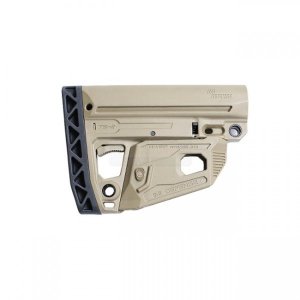 IMI Defense TS2 AR15 / M4 / M16 Tactical Stock MilSpec - Tan