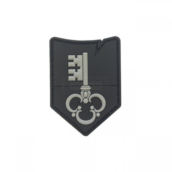 Pitchfork Tactical Patch OW - Black
