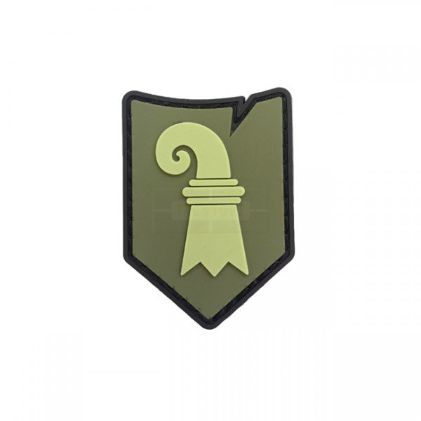 Pitchfork Tactical Patch BS - Olive