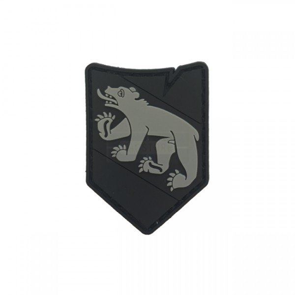 Pitchfork Tactical Patch BE - Black