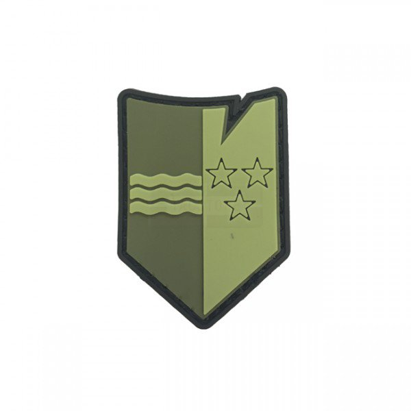 Pitchfork Tactical Patch AG - Olive