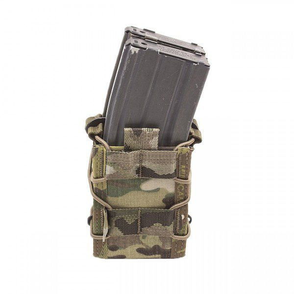 Warrior Double Quick Mag Pouch - Multicam