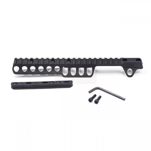 Mesa Tactical Remington 870 Adapter Mount Picatinny Rail 9.5 Inch Rail