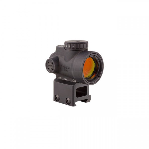 Trijicon MRO 1x25 2.0 MOA Red Dot Low Mount & 1/3 Co-Witness Mount