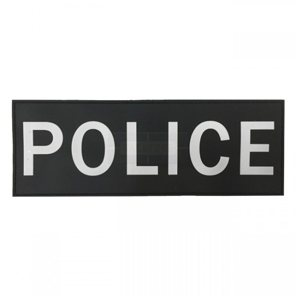 Pitchfork Police Patch - Large