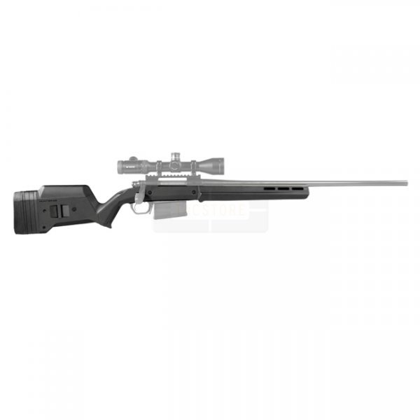 Magpul Hunter Remington 700 Long Action Stock - Black
