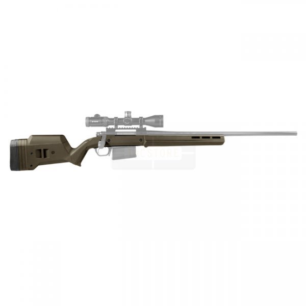 Magpul Hunter Remington 700 Long Action Stock - Olive