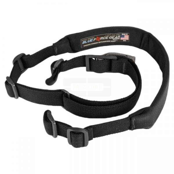 Blue Force Gear Padded Vickers Combat Applications Sling - Black