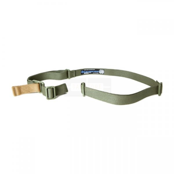 Blue Force Gear 2 Point Vickers Combat Applications Sling - Olive