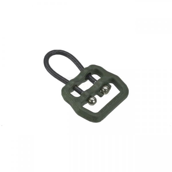 Blue Force Gear Molded Universal Wire Loop 1 Inch - Olive