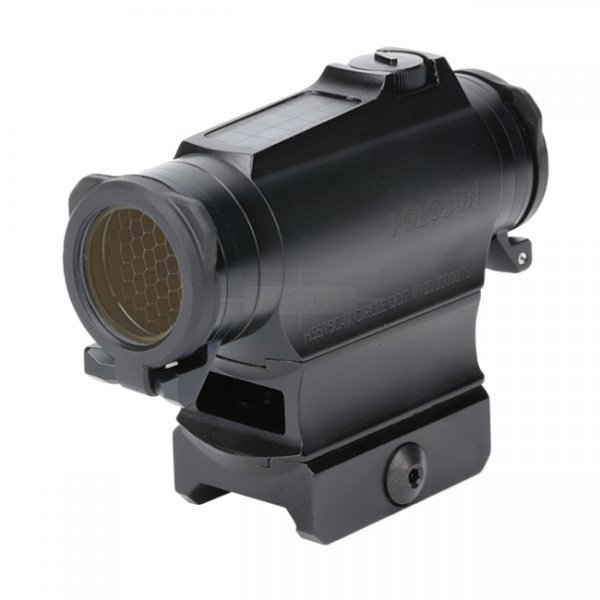 Holosun HS515CM Military Grade Solar Circle Dot Sight
