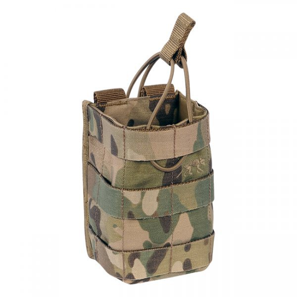 Tasmanian Tiger Double Magazine Pouch Bungee - Multicam