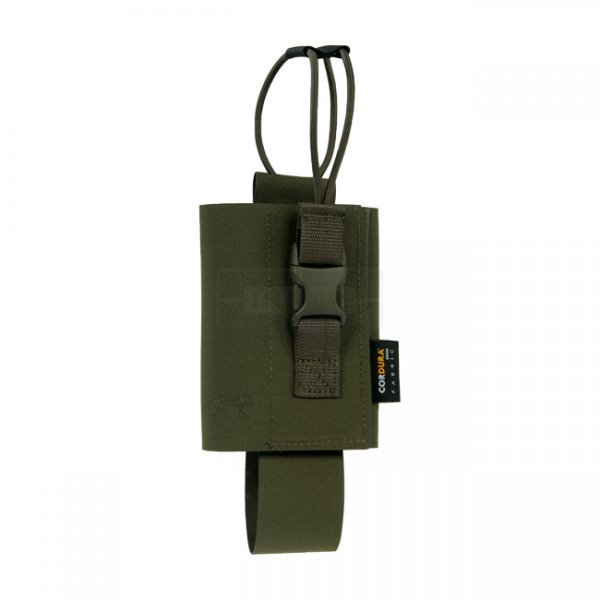 Tasmanian Tiger Radio Pouch Low Profile - Olive