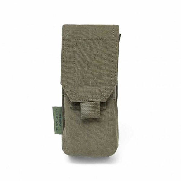 Warrior Single M4 Magazine Pouch - Ranger Green