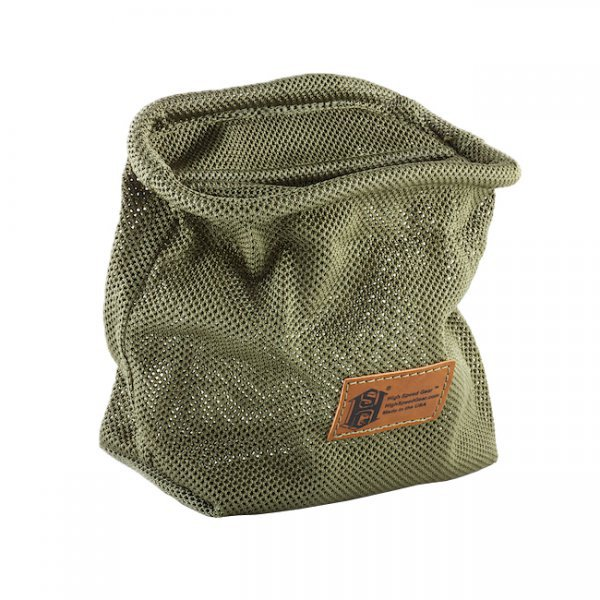 High Speed Gear Mag-Net Dump Pouch Belt Mounted - Olive