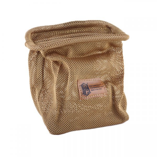 High Speed Gear Mag-Net Dump Pouch Belt Mounted - Coyote