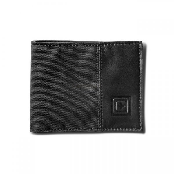 5.11 Phantom Bi-Fold Wallet - Black