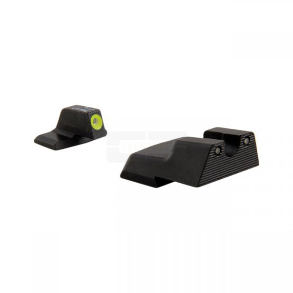 Trijicon HK111Y H&K 45 Night Sight Set - Yellow Front Outline