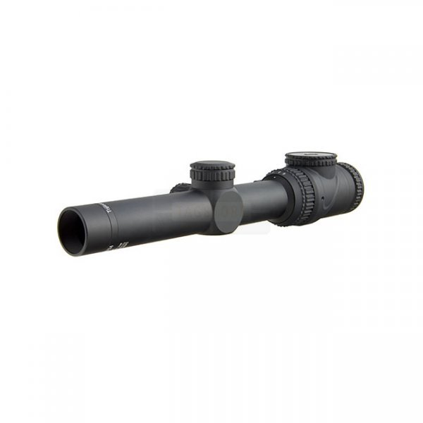 Trijicon AccuPoint 1-6x24 Riflescope BAC Green Triangle Post Reticle