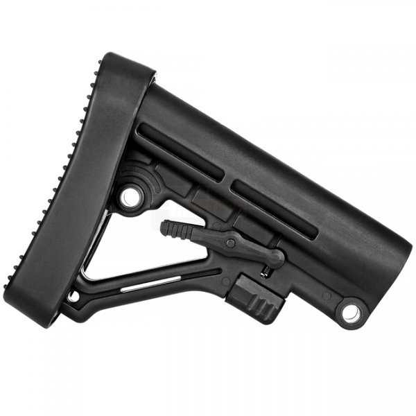 Trinity Force AR15 Omega Polymer Stock - Black