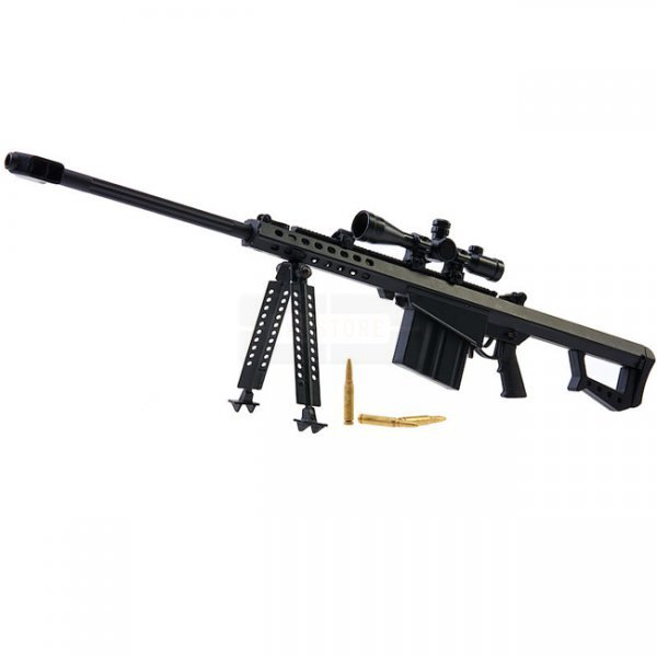 Blackcat Mini Model Gun M82A1 - Black