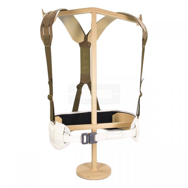Direct Action Mosquito Y-Harness - Coyote Brown