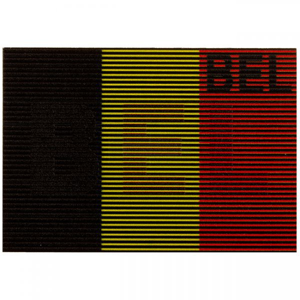 Clawgear Dual IR Patch BEL - Color