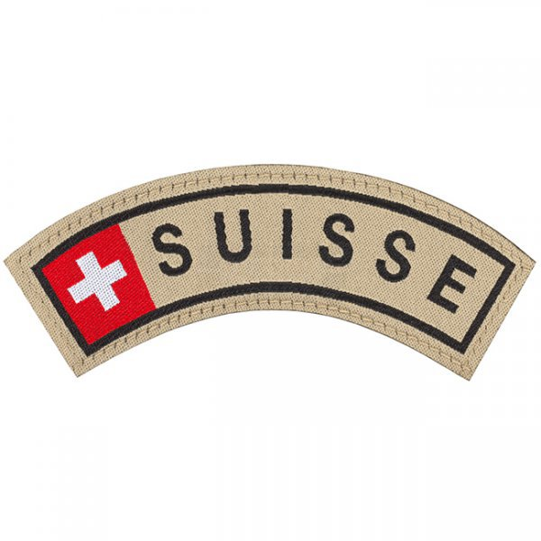 Clawgear Suisse Tab Patch - Color