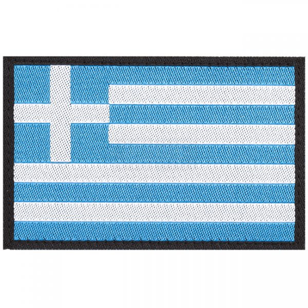 Clawgear Greece Flag Patch - Color