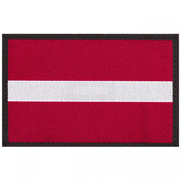 Clawgear Latvia Flag Patch - Color