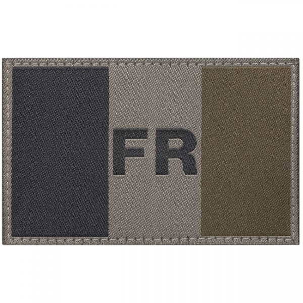 Clawgear France Flag Patch - RAL7013