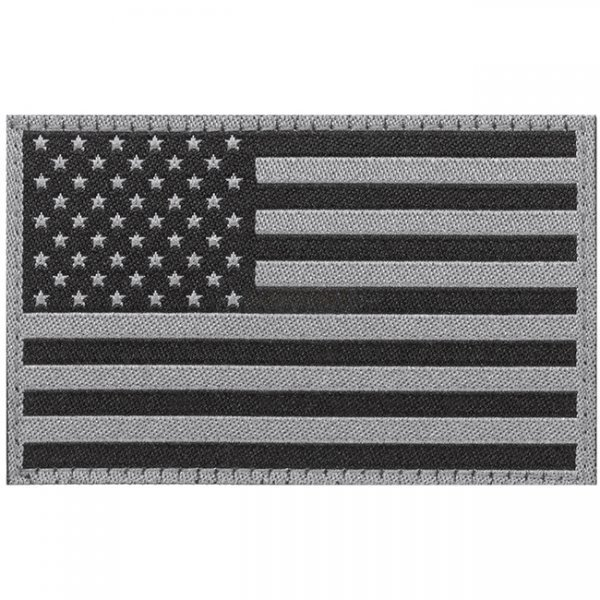 Clawgear USA Flag Patch - Black