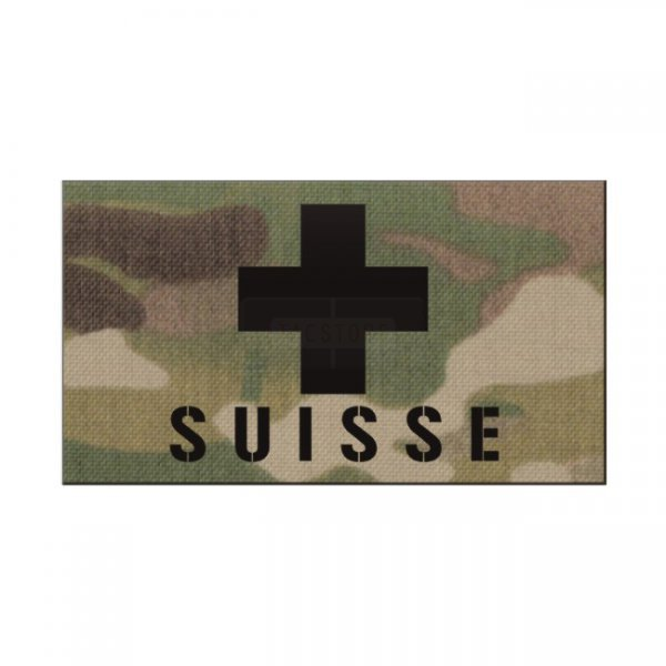 Pitchfork Suisse IR Print Patch - Multicam