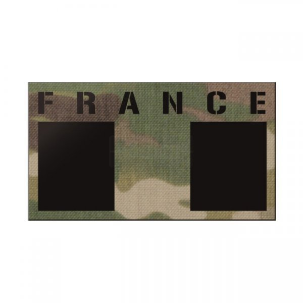 Pitchfork France IR Print Patch - Multicam