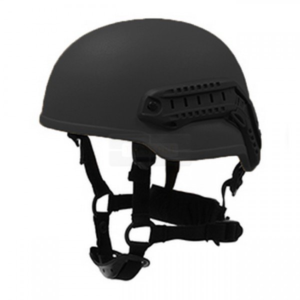 NEXUS GFH M2 Railed Gunfighter Helmet - Black