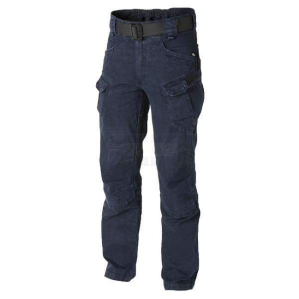 HELIKON Urban Tactical Pants - PolyCotton - Denim Blue