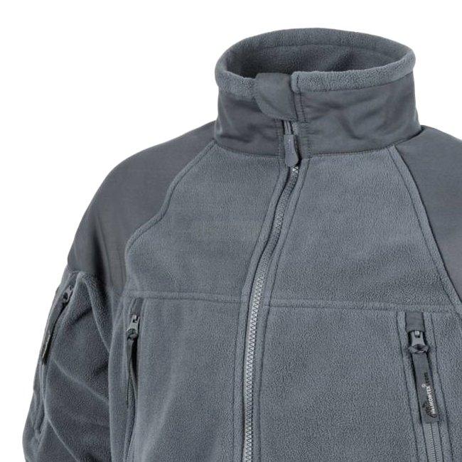 Shadow Grey Helikon-Tex Stratus Fleece Jacke