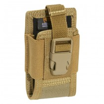 Maxpedition 4 Inch Clip-On Phone Holster - Khaki