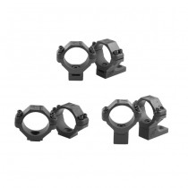 A.R.M.S. #35 Track Mount 30mm Medium Scope Rings
